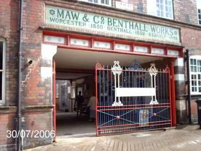 Entrace To Maws Craft Centre
